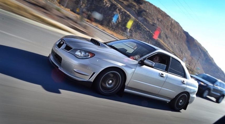 Main photo of Brad Rimann's 2006 Subaru WRX
