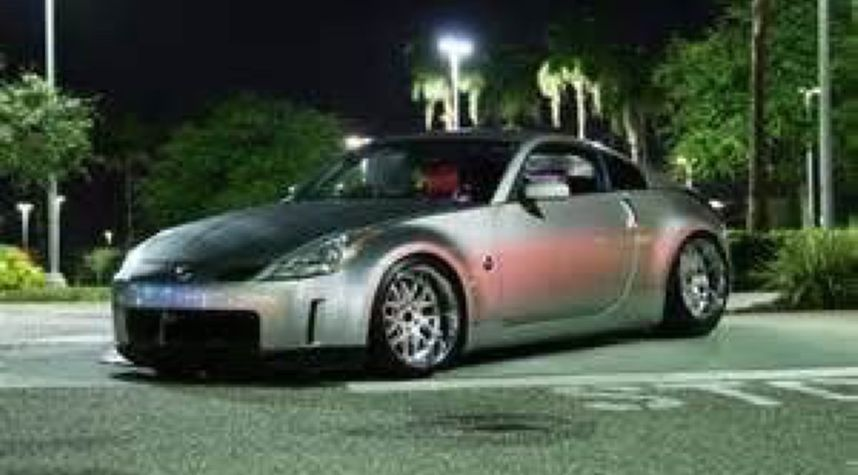 Main photo of Trevor Bledsoe's 2008 Nissan 350Z