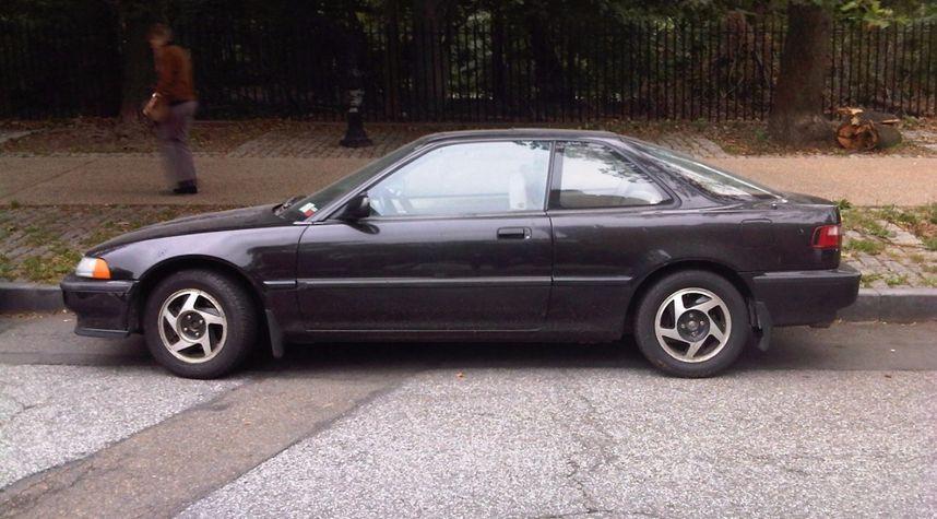 Main photo of Sniffy Buttermilk's 1991 Acura Integra