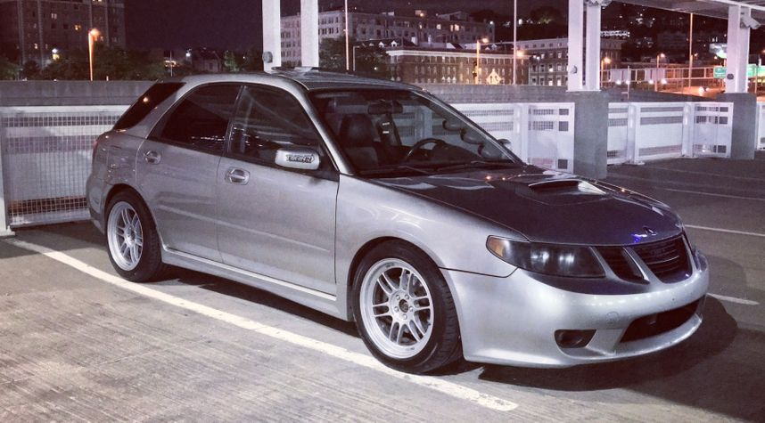 Main photo of Joey Campisano's 2005 Saab 9-2X