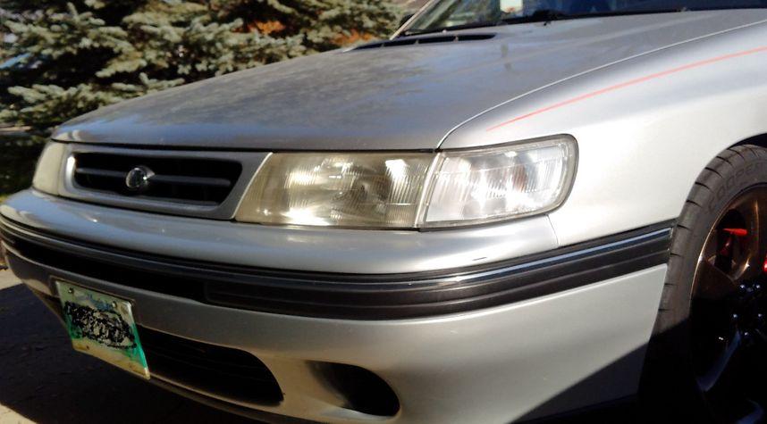 Main photo of Tom Lettner's 1993 Subaru Legacy