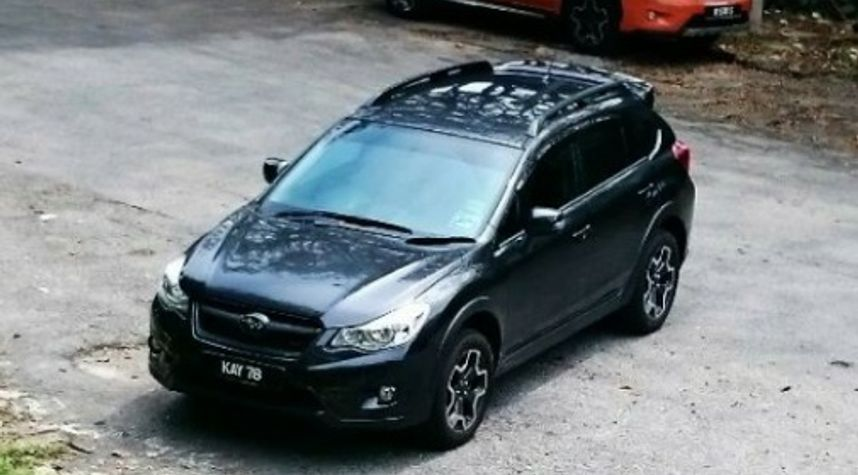 Main photo of Annuar Akil's 2013 Subaru XV Crosstrek