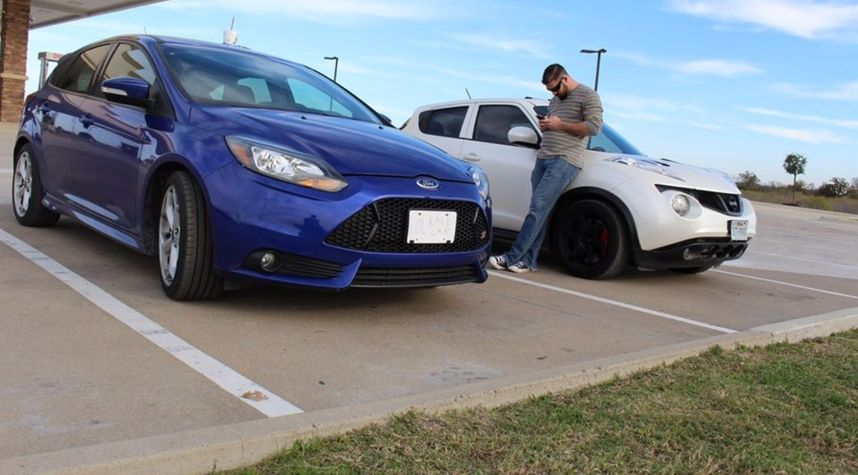 Main photo of Matthew Parris's 2014 Ford Focus ST