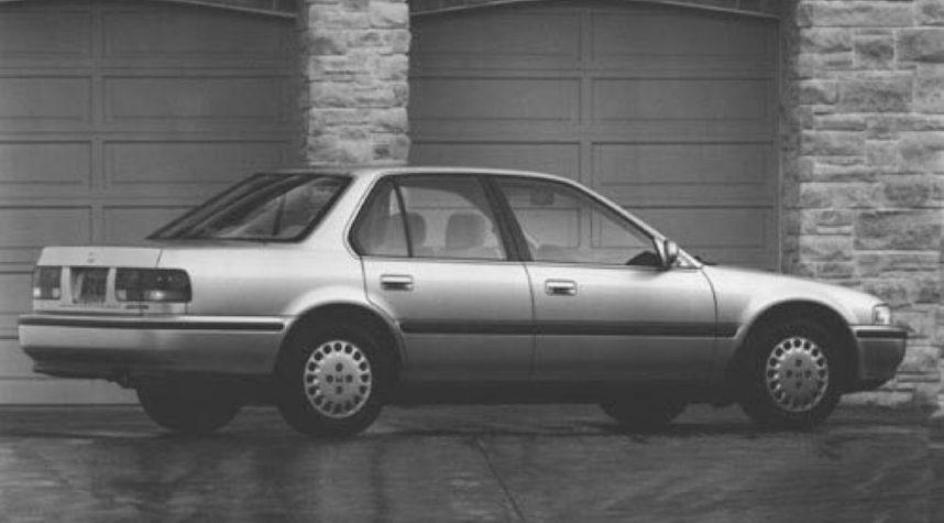 Main photo of Cornondo Sanchez's 1993 Honda Accord