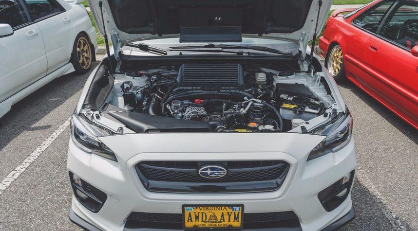 Main photo of Richard Wensel's 2015 Subaru WRX