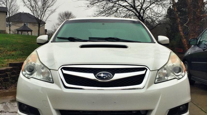 Main photo of Corey Marion's 2010 Subaru Legacy