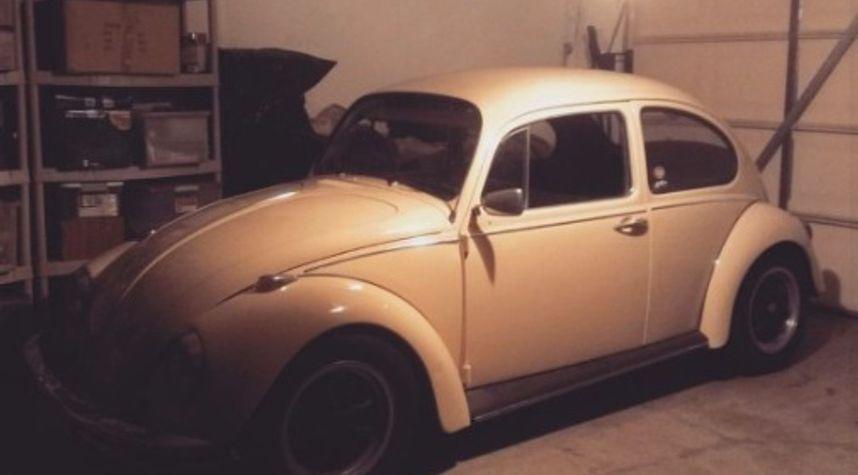Main photo of Evan Anozie's 1969 Volkswagen Beetle (Pre-1980)