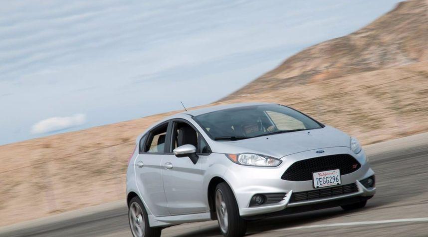 Main photo of Kyle Hyatt's 2014 Ford Fiesta