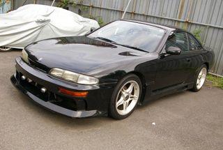 homepage tile photo for 1993 Nissan Silvia