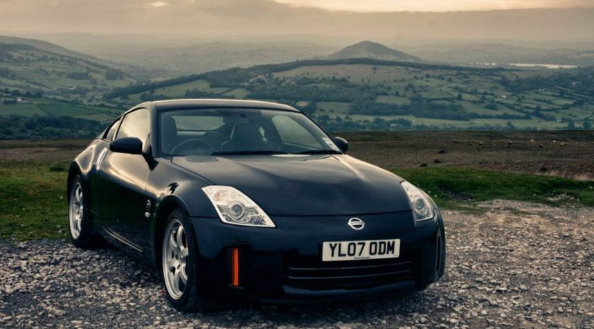 Main photo of Andrew Cordingley's 2007 Nissan 350Z