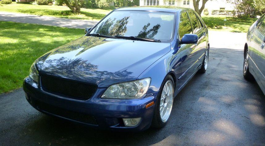 Main photo of Brian Fanshel's 2003 Lexus IS 300