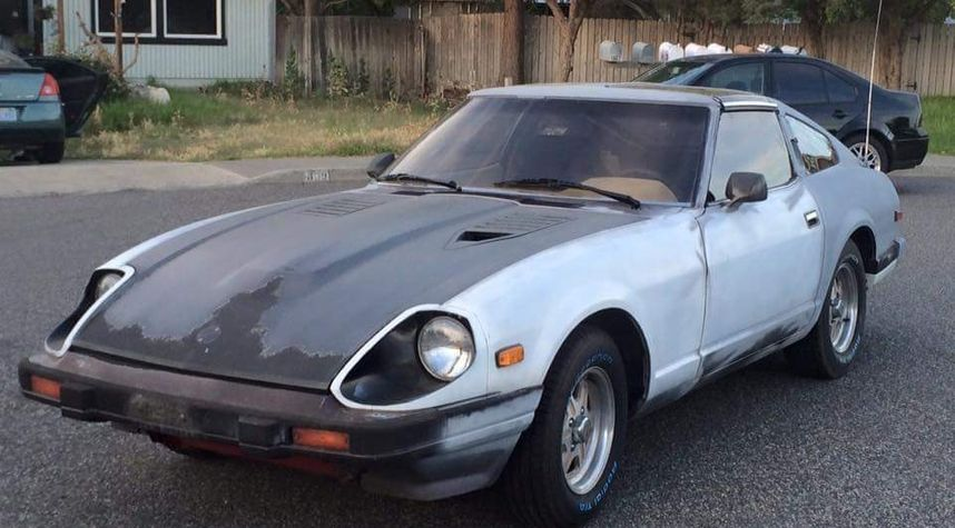 Main photo of Rafael Mendoza's 1982 Datsun 280ZX