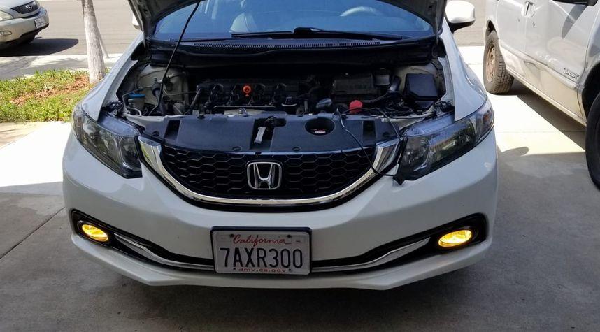 Main photo of Winson Xu's 2013 Honda Civic
