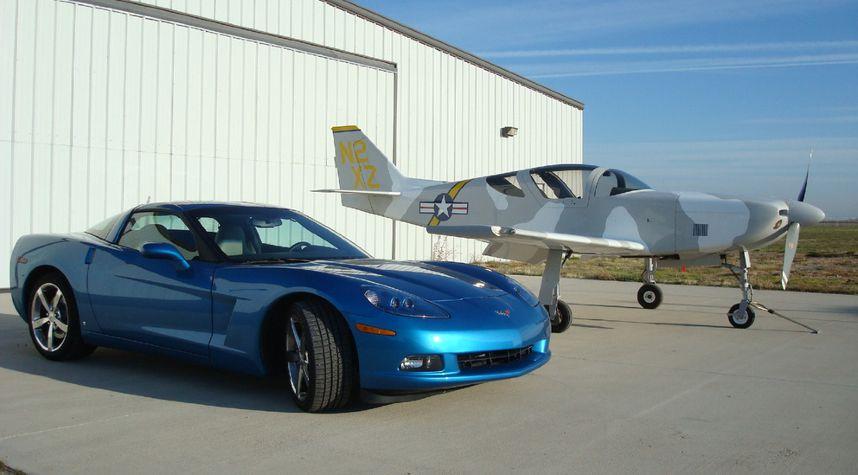 Main photo of Phil Reed's 2008 Chevrolet Corvette