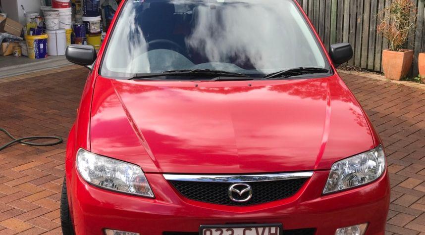 Main photo of Jacob Stone's 2002 Mazda Protege5