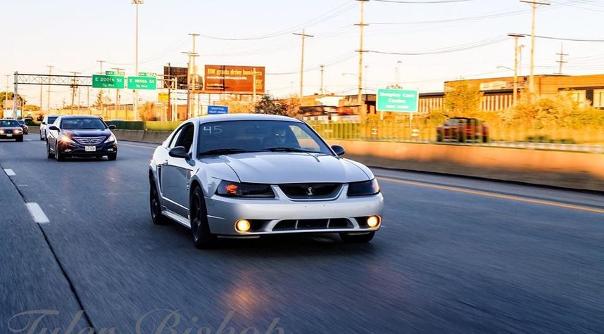 Main photo of Alex Hill's 2001 Ford Mustang SVT Cobra