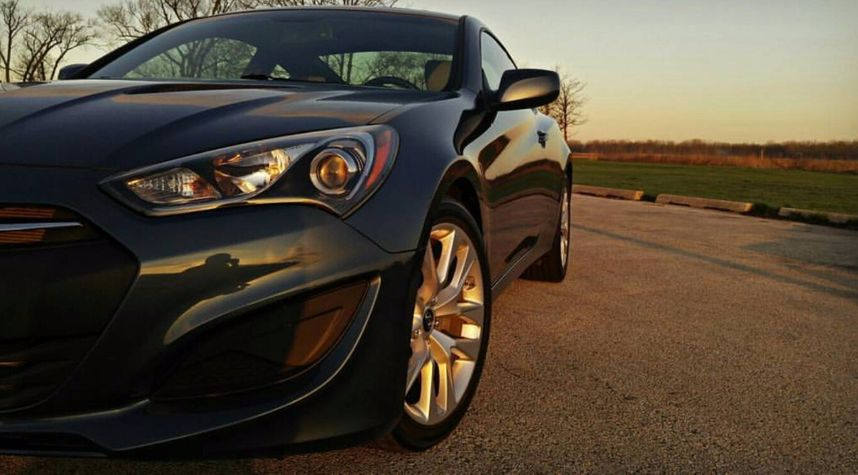 Main photo of Kyle Rozwalka's 2013 Genesis Coupe 2.0t