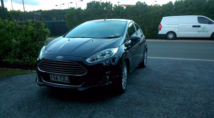 Main photo of Will Hardy's 2013 Ford Fiesta