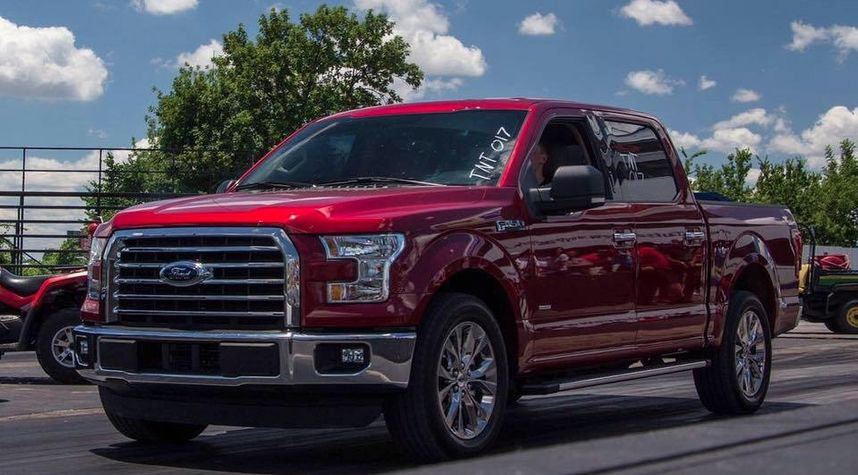 Main photo of Remy Sawyer's 2015 Ford F-150