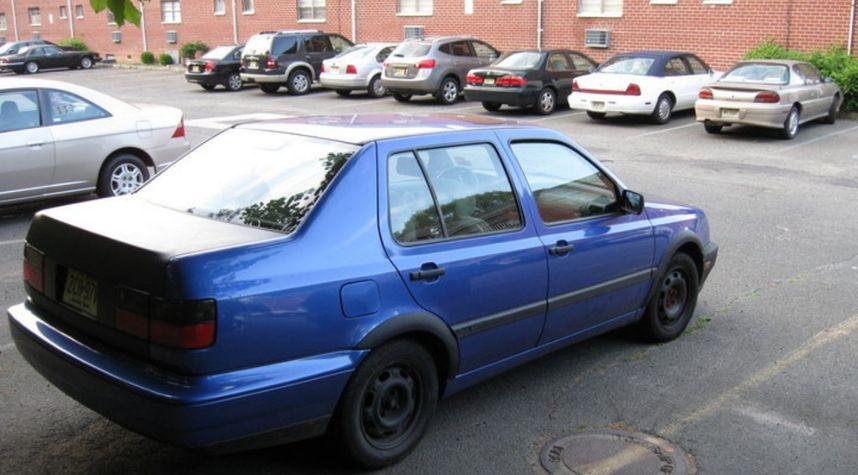 Main photo of AJ Ott's 1998 Volkswagen Jetta
