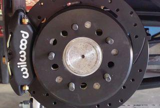 homepage tile photo for Nova's rear brakes
