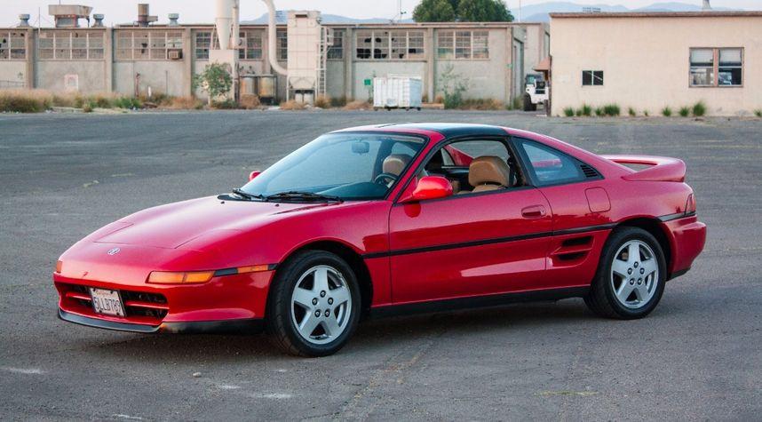 Main photo of Andrew Hwang's 1993 Toyota MR2