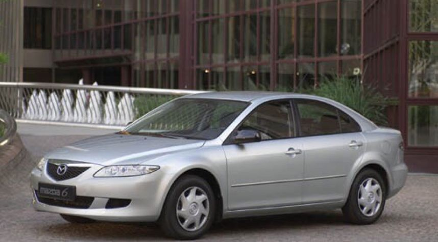 Main photo of Jae Hunt's 2003 Mazda MAZDA6