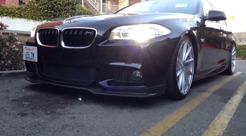 Main photo of Andrew Lim's 2011 BMW 5 Series