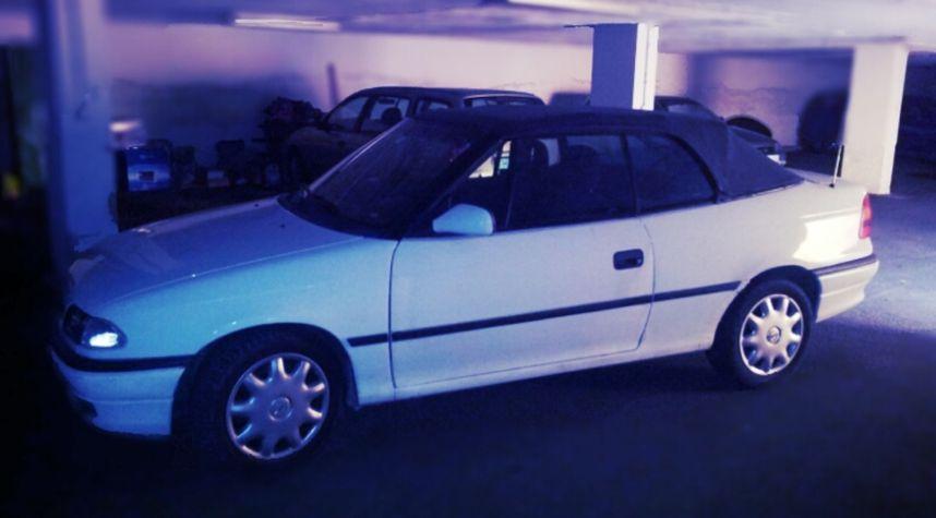 Main photo of Peter Fazekas's 1996 Opel Astra F