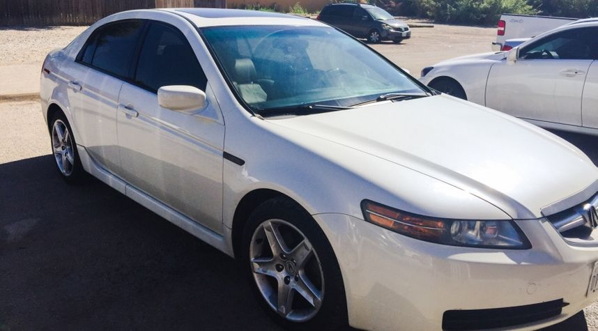 Main photo of Hussen Abdurahman's 2005 Acura TL