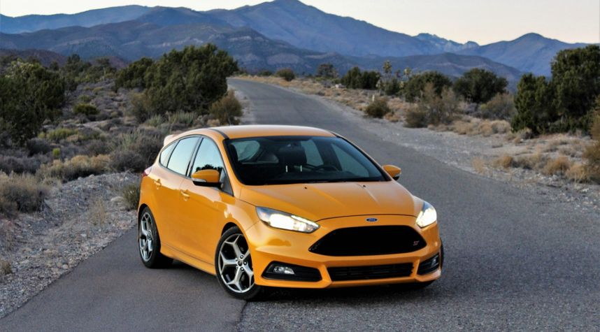 Main photo of Russell Gourlie's 2016 Ford Focus ST