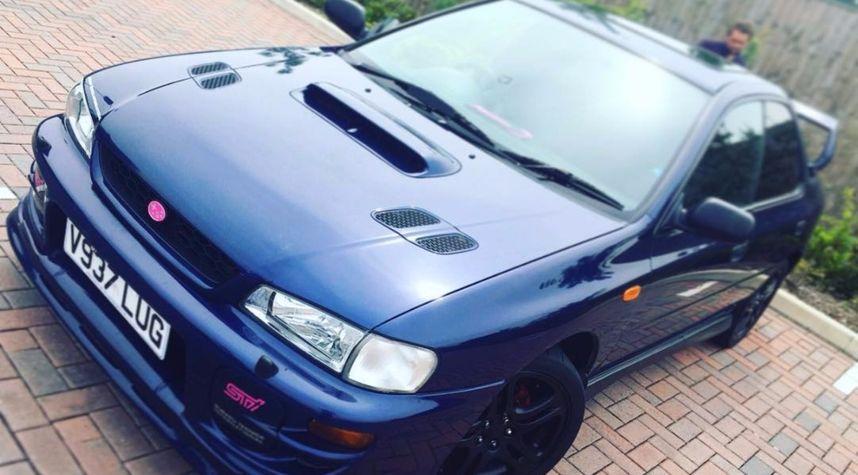 Main photo of Christopher Emms's 1999 Subaru Impreza