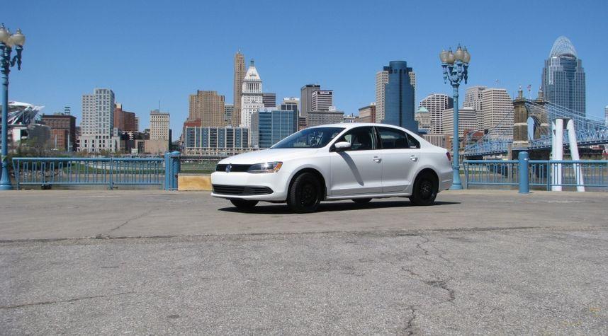 Main photo of Matthew Dornbach's 2014 Volkswagen Jetta