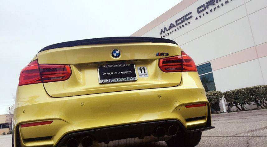 Main photo of Mark Yu's 2016 BMW M3