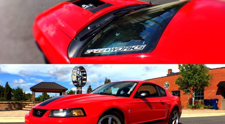 Main photo of Alden McNeill's 2003 Ford Mustang