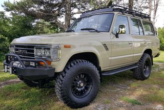 homepage tile photo for I need an FJ60 in my life.
