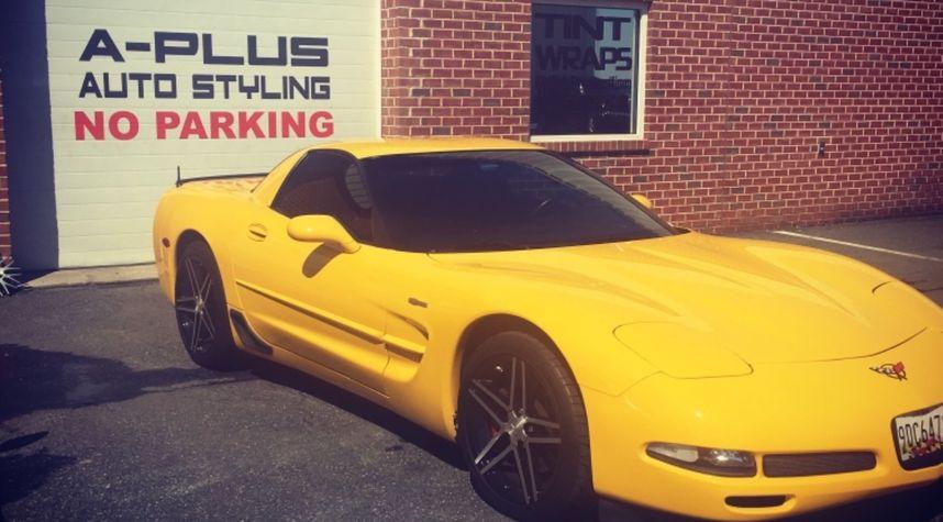 Main photo of Steven Charles's 2002 Chevrolet Corvette