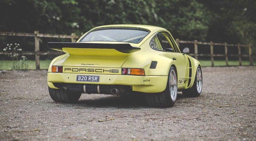 Main photo of Frank Cassidy's 1974 Porsche 911