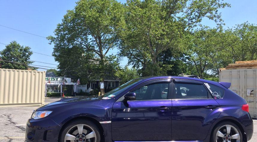 Main photo of Evan Lerner's 2013 Subaru Impreza WRX