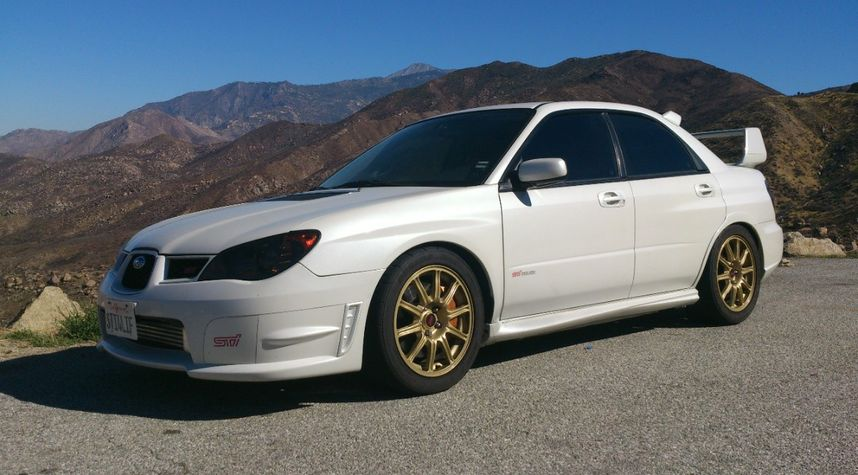 Main photo of Chris Hanson's 2007 Subaru Impreza WRX
