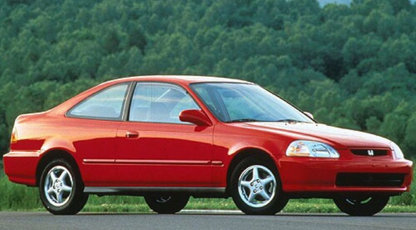Main photo of Danny Gutierrez's 1996 Honda Civic