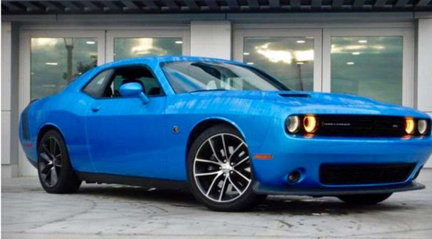 Main photo of Dan Atkinson's 2016 Dodge Challenger