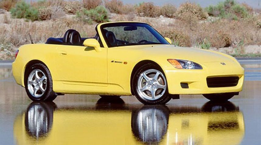 Main photo of Dante Nero's 2001 Honda S2000