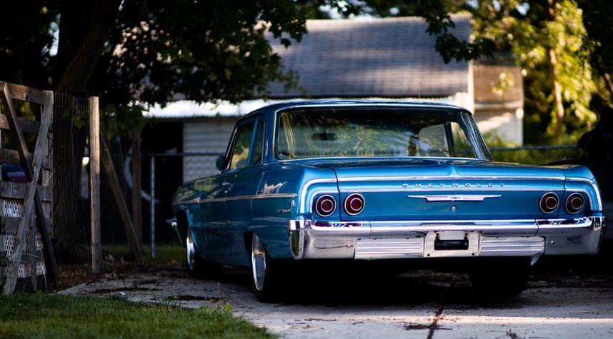 Main photo of Zach Tuttle's 1964 Chevrolet Bel Air
