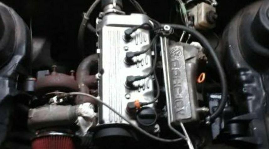 Main photo of Jon Brown's 1984 Volkswagen Rabbit
