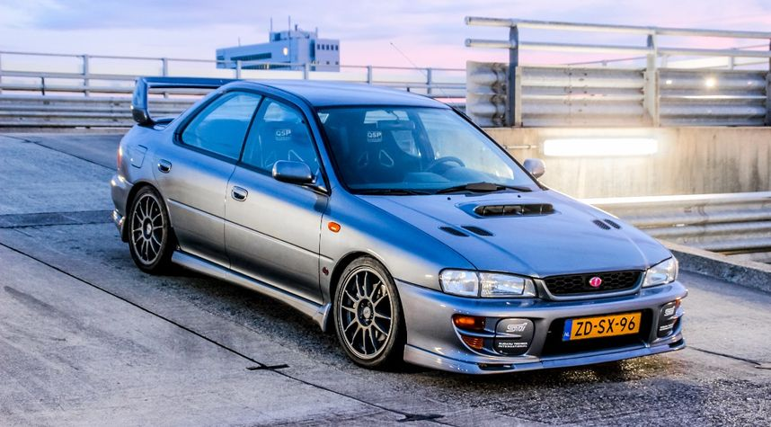 Main photo of Jordi Boer's 1999 Subaru Impreza