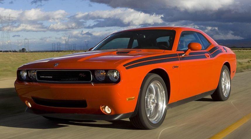 Main photo of Ben Samson's 2009 Dodge Challenger