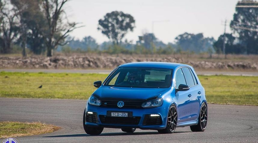 Main photo of Chris Hogan's 2012 Volkswagen Golf R
