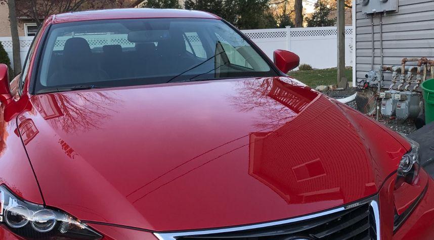 Main photo of Tony Torres's 2016 Lexus IS 300