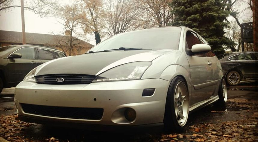 Main photo of Nathan  Speir's 2002 Ford Focus